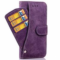 Для iPhone 6 7 мобильный телефон Grind arenaceous кобура вращаться моды кошелек типа защитной оболочки карты пакет бесплатно