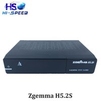 Linux Smart box ZGEMMA H5. 2S DVB- S2+ S2 twin tuners Enigam 2 ...