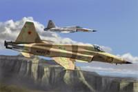 Оптово игрушка хобби 1/72 США военно-воздушных сил сборки F-5E Tiger II истребитель самолет модель комплект лучший подарок для мальчиков