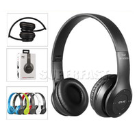 P47 Bluetooth Headphone For iPhone 4. 1 EDR Wireless Headphon...