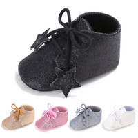 0- 1 year old boy and girl baby shoes four seasons soft botto...