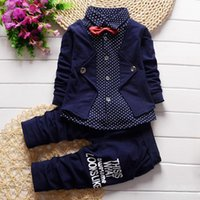 New Arrival Baby Boys Clothes Outfits Children Casual Kids C...