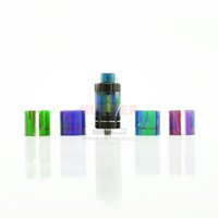 melo 3 mini tube resin material eleaf glass tube replacement...