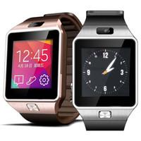 DZ09 Smart Watch MTK6260D 1. 54 inch Wrisbrand IOS Android Ph...