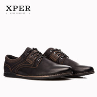 2016 XPER Brand Men Casual Shoes Breathable Round Toe Busine...