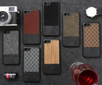 Pour iphone 7 Plus ultra mince en caoutchouc en cuir en cuir de téléphone de paillettes Hard Back Slim Case Cover pour iphone7