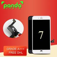 Grade AAA 4,7 pouces Ecran Lcd Avec numériseur 3D écran tactile blanc noir Lcd pour iphone 7 Free DHL