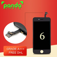 Grade AAA LCD pour iPhone 6 LCD écran tactile numériseur avec Remplacement Complet de Montage Remplacement Gratuit DHL