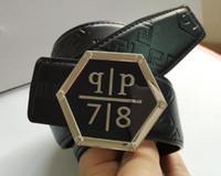 designer belts cheap negf  2017 Hot Brand Pp Belt Mens womens black color high Quality Genuine Leather  Designer Cowhide Q Belts Luxury Belts for gift