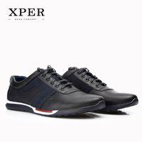 2017 XPER Brand Men Casual Shoes Breathable Round Toe Fashio...