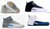 Hot Sale Retro 12 Men Basketball Shoes sneaker Boots Cheap 1...
