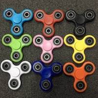 EDC Fidget Spinner Finger Spinner Toy Hand Triple Spinner Ha...