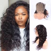 Miraculous Wholesale Brazilian Deep Wave Silk Base Closure Buy Cheap Hairstyles For Women Draintrainus