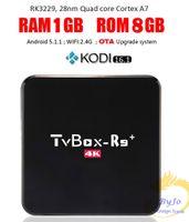 TV Box R9+ Android 5. 1 Kodi RK3229 Quad Core CPU RAM 1G ROM ...