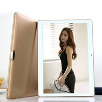 10,1 pouces Tablet PC Android 5.1 Octa Core 4 Go + 32 Go GPS WiFi FM 3G Appel IPS LCD comprimés