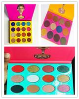 Juvia's Place La paleta Nubian Eye Shadow (Green) La Nubian 2 de Juvia (Yellow) La paleta Masquerade de Juvia (Pink) Sombra de ojos