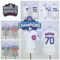 2016 World Series Champions Patch Chicago Cubs 70 Joe Maddon...