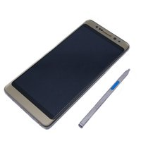 Note8 Quad Core 5.5inch 1RAM 8G ROM MTK6580 Caméra 8MP 3G WCDMA 1280 * 720 andriod 6.0 montre faux 4G LTE scellé