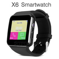 Smartwatch Curved Screen X6 Smart Watch Bracelet Watch Suppo...