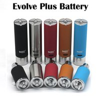 Yocan Evolve Plus Batterie 1100mAh Batterie E Cigarettes Pour Yocan Evolve Plus Wax Vaporisateur Wax Pen kits New Arrival