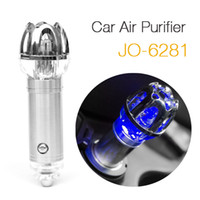 Newest Mini 12V Freshener Ionizer Oxygen Bar Crystal Car Air...
