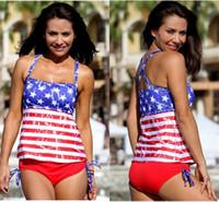 Plus Size Summer Maillot de bain Nouvelle Mode Deux Pièce Femmes Maillots de bain avec bandes d'épaule M L XL XXL QP0201