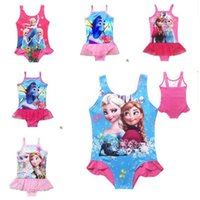 Kids Swimwear Bikini Frozen Clothes Finding Dory One- piece C...