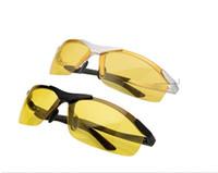 Aluminum magnesium polarized goggles glasses anti glare glas...