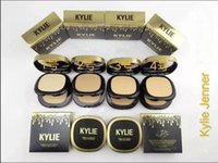 hot selling new kylie jenner Face Powder Double- deck 4 color...