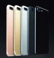 Goophone i7 плюс i7 + смартфоны 5,5 дюйма MTK6580 Quad Core двойная камера 512M / 8GB шоу 4g Ге Show 2G 128G разблокирована сотовый телефон запечатанную коробку