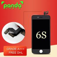 Pour Grade A +++ iPhone 6S 4.7 Lcd Ecran Tactile Avec 3D Touch Full Assembly Pièces de rechange Blanc et Noir Livraison gratuite