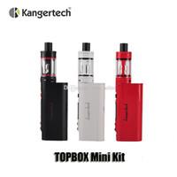 Kit de démarrage Kangertech Subox Mini Pro Pro 100% Kanger