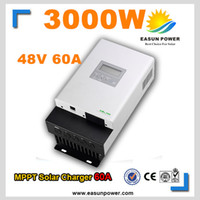 Горячий продайте регулятор обязанности регулятора солнечных батарей регулятора 60A солнечного регулятора солнечного регулятора 12V 24V 48V солнечного регулятора MPPT солнечный для системы силы сетки