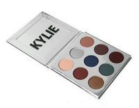 Kylie Cosmetics Jenner Sombreador de ojos Kyshadow Kit Sombreador de ojos BRONZE y BURGUNDY Paleta Preorder 9 colores en stock