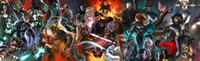HD печати Человек-паук Супермен Железный Человек rassomaha 71х-Men, стены декоративные картины искусства на качество Холст, мульти размера, свободная перевозка груза, обрамленное 890