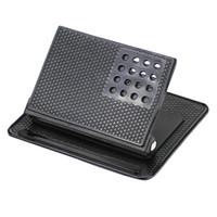 Wholesale Phone Holder populaire 360 tourner voiture tableau de bord Mount Holder collant non-Slip Pad Mat pour téléphone