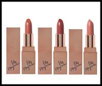 Lily maymac Rouge à lèvres 3 CE Eunhye House lèvres mat mat doux et durable