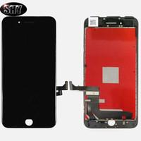 DHL 5pcs 100% écran LCD pour iPhone 7 Plus LCD écran tactile verre digitizer Assemblée