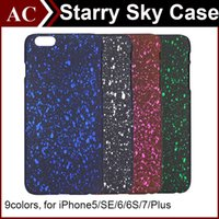Bling 3D Starry Sky Ultrathin Slim Case Dimensional Star Gli...
