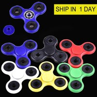 New Hand Spinner Doigts Spirales Fidget Spinner EDC Spinner à la main Plastique acrylique Fidgets Jouets Gyro Toys With Retail Box DHL OTH348