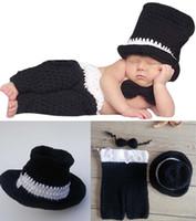 Newborn Baby Photography Props Handmade Knitting Baby Photog...
