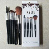 HOT Kylie Makeup Brushes 6 pieces Makeup Tools DHL Free ship...