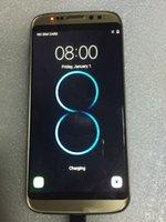 Goofon s8 téléphone Android 6.0 S8 bord 5.1inch smartphone 64bit téléphones cellulaires MTK6582 Quad core show 3gb ram 64gb rom WIFI Faux 4G LTE libre dhl