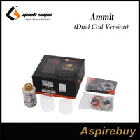 Geekvape Ammit RTA Dual Coil Version Tank Innovative Four Pa...