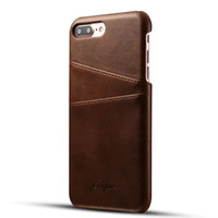 Hot selling Luxury Fundas for iPhone 7 7plus Leather hard ca...