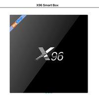 1PCS WeChip X96 Android 6. 0 TV Box Amlogic S905X Quad Core 2...