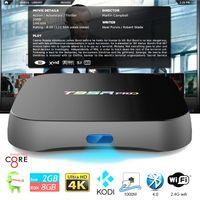 Octa core S912 T95R pro Free TV Streaming Box Android 6. 0 KO...