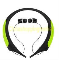 Étanche HBS 850 HBS850 HBS-850 casque écouteur casque écouteurs stéréo sports Bluetooth sans fil pour LG SamsungApple avec boîte
