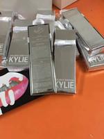 Cosméticos de Kylie de la EDICIÓN de DÍA DE FIESTA por Kylie Jenner Kit del lápiz del ornamento del kit del labio del caramelo de Merry / Vixen Envío libre de DHL