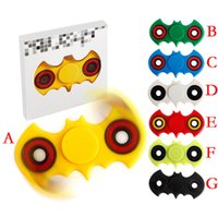 7 Colors ABS Batman HandSpinner Fingertips Spiral Fingers Gy...